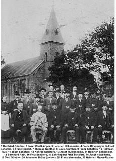 Abb.2: Kirchweihfest am 24. September 1901