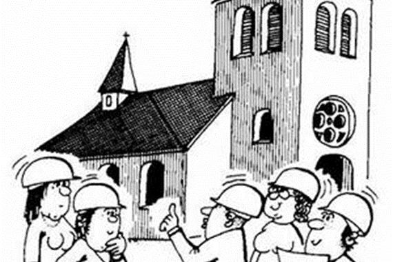 Innenrenovierung Der Pfarrkirche St. Michael