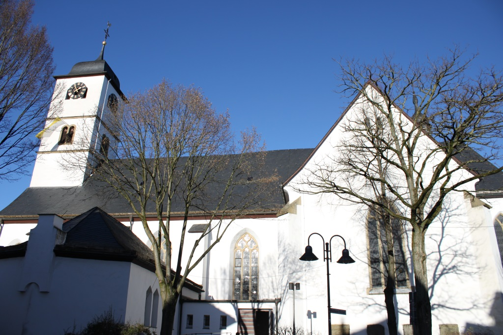 Bildergalerie 1: Messfeier – Eröffnung Der Pfarrei Hl. Martin Von Tours