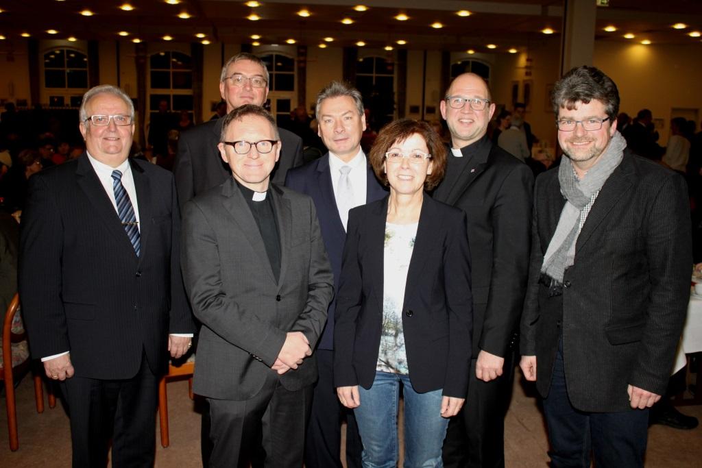Bildergalerie 2: Impressionen – Feier Der Eröffnung Der Pfarrei Hl. Martin Von Tours