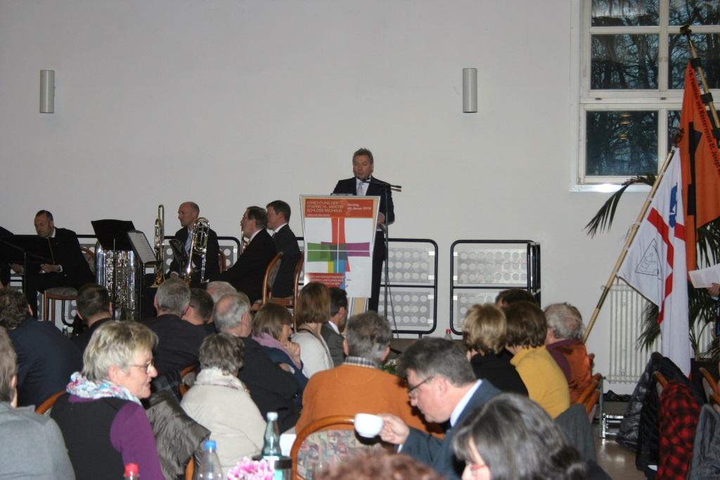 Grußwort - 1. Stv. Bürgermeister Dietrich Honervogt