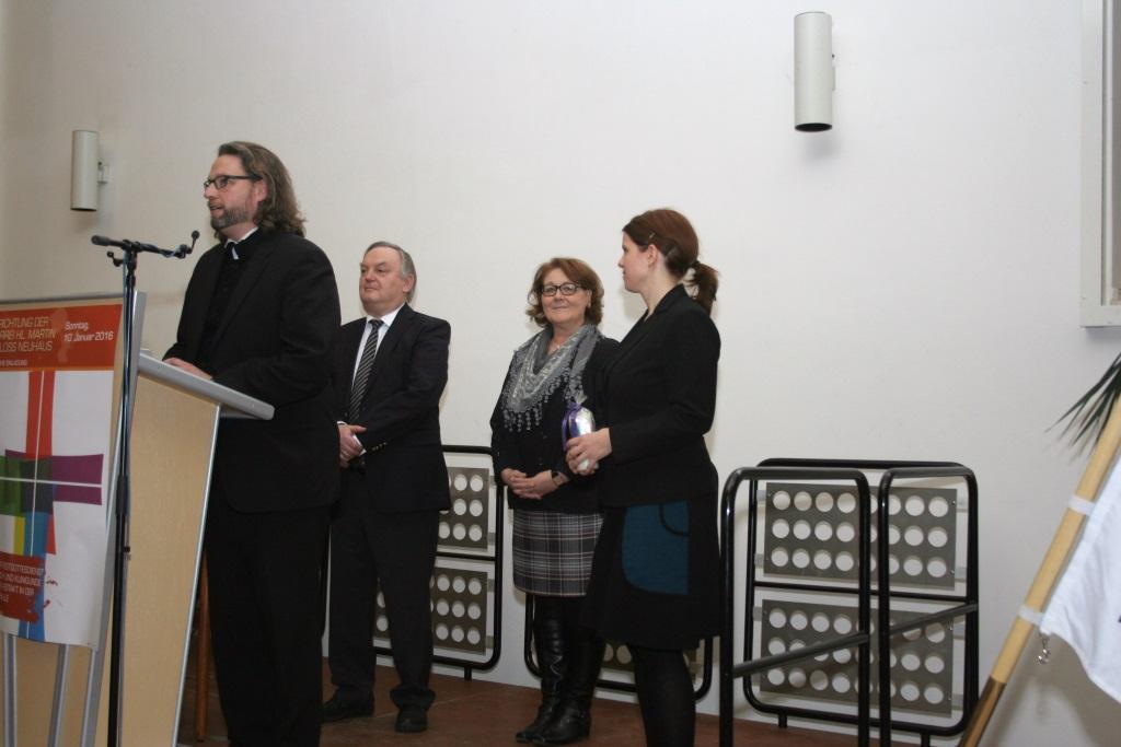 Grußwort - Evangelische Kirchengemeinden