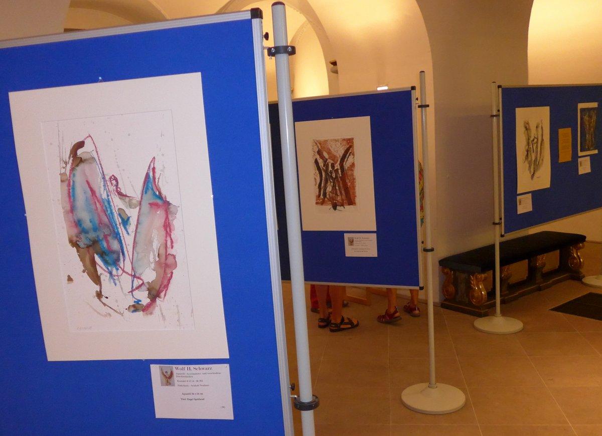 Engelausstellung In St Heinrich U. Kunigunde
