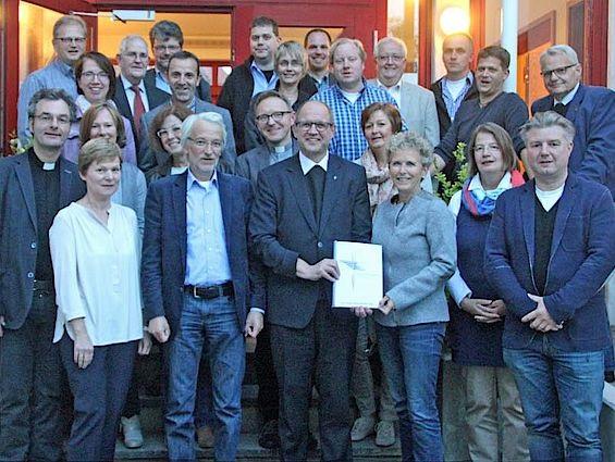 Pastoralgespräch Schließt Erarbeitungsphase Der Pastoralvereinbarung Ab