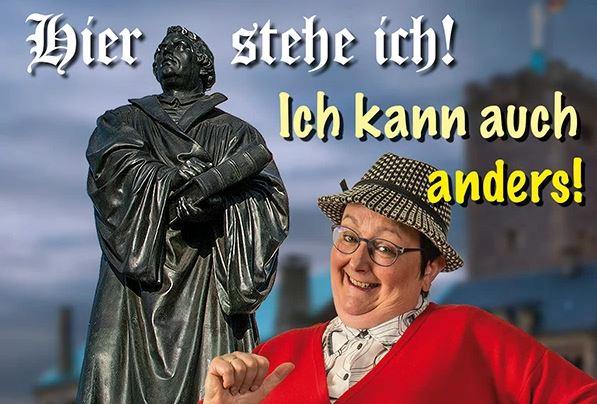 Kirchenkabarett Mit Ulrike Böhmer