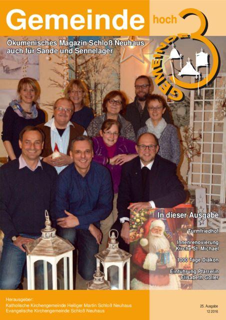 GH3 Ausgabe 25 – Dezember 2016