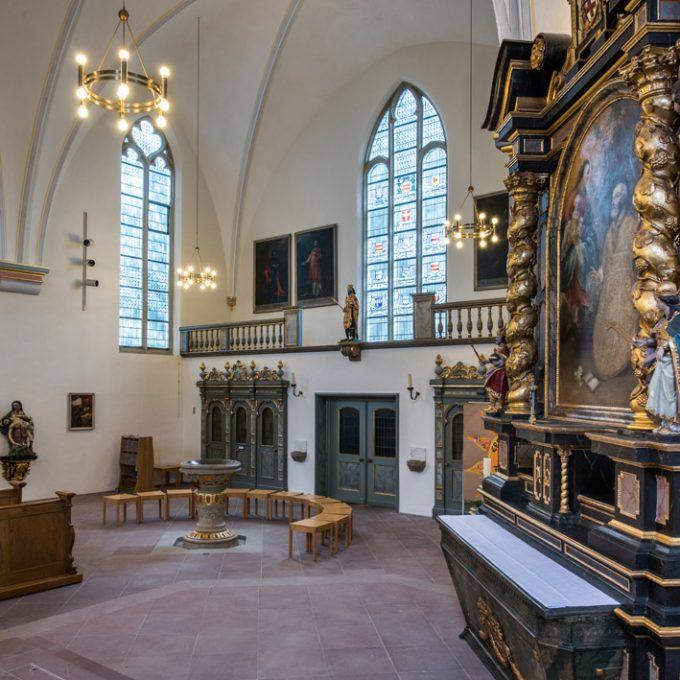 Kiche St. Heinrich Und Kunigunde, Paderborn Schloss Neuhaus