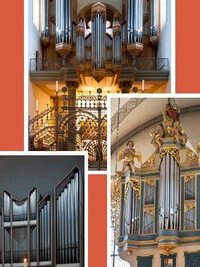 Ökumenischer Orgelspaziergang in Paderborn am 30. April