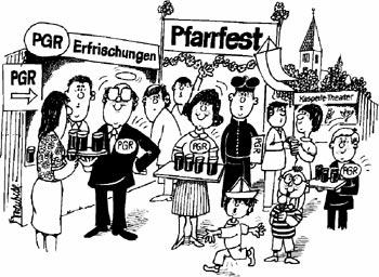 Pfarrfest in Sennelager am 4. September – HERZLICHE EINLADUNG!