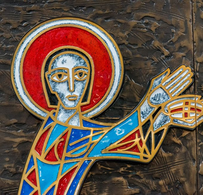 Sande St. Marien, Tabernakel