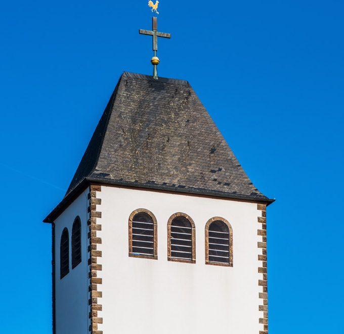 Sande St. Marien, Glockenturm