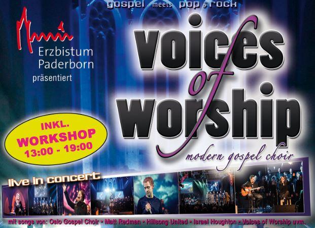 Voices Of Worship – Stimmen Der Anbetung Im Capito