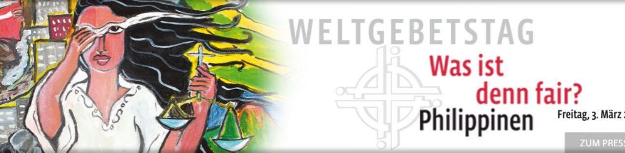 Wetgebetstag Der Frauen, Freitag 3. März – 16 Uhr Christuskirche