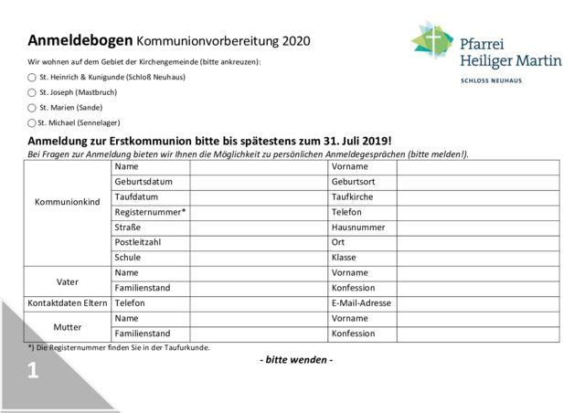 thumbnail of Anmeldebogen EK 2020