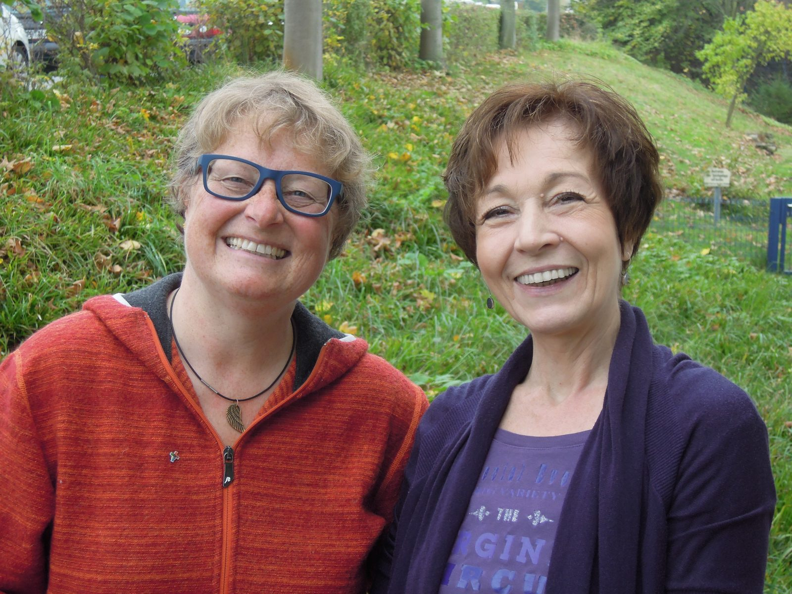 Anja Fecke & Agnes Wuckelt