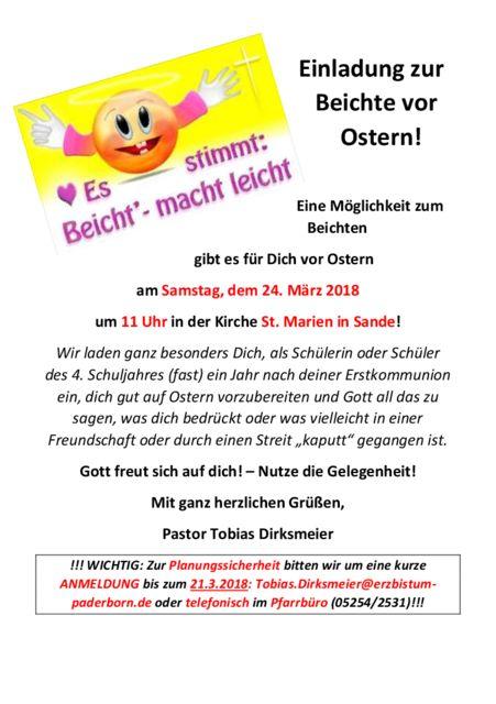 thumbnail of Einladung (Beichte Schulkinder)