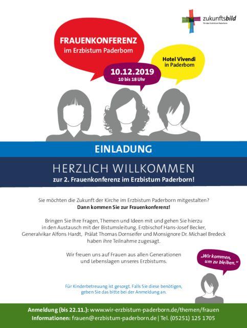 thumbnail of Einladung Frauenkonferenz