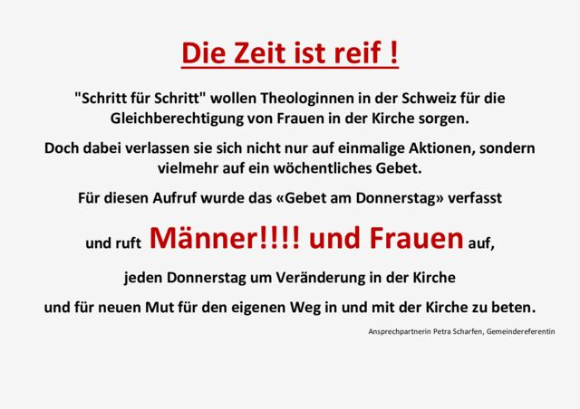 thumbnail of Flyer Ruckseite Die Zeit ist reif2