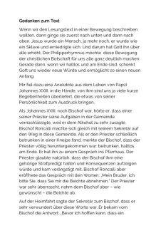 thumbnail of Geistliches Wort (Palmsonntag 2020)