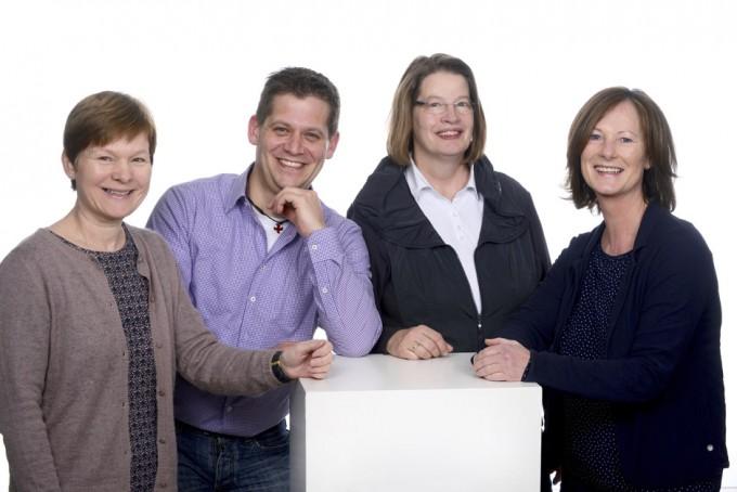 Team Gemeindereferenten PV Schloß Neuhaus
