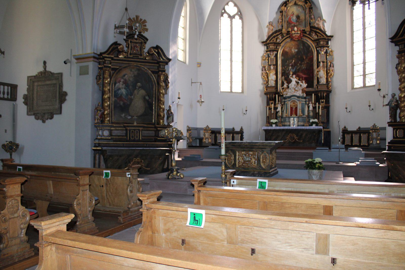 St. Heinrich & Kunigunde (aktuell 50 Plätze)