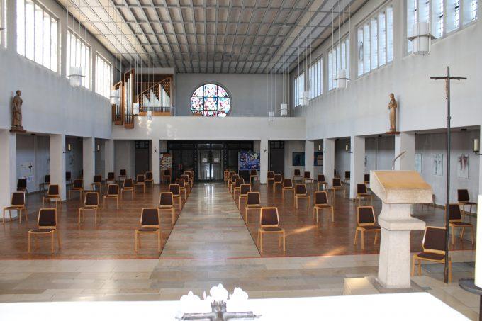 St. Joseph (aktuell 70 Plätze)