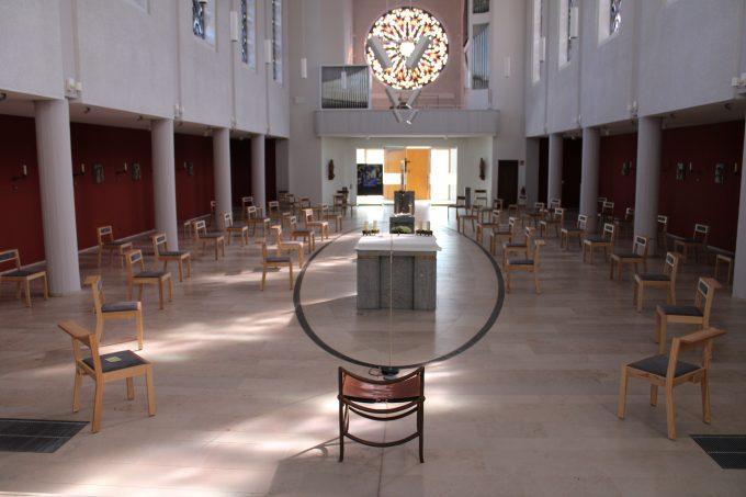 St. Michael (aktuell 50 Plätze)