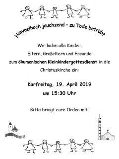 thumbnail of Kleinkindergottesdienst Karfreitag 2019