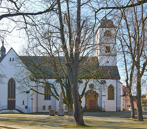 Kirche St. Heinrich Und Kunigunde, Schloß Neuhaus