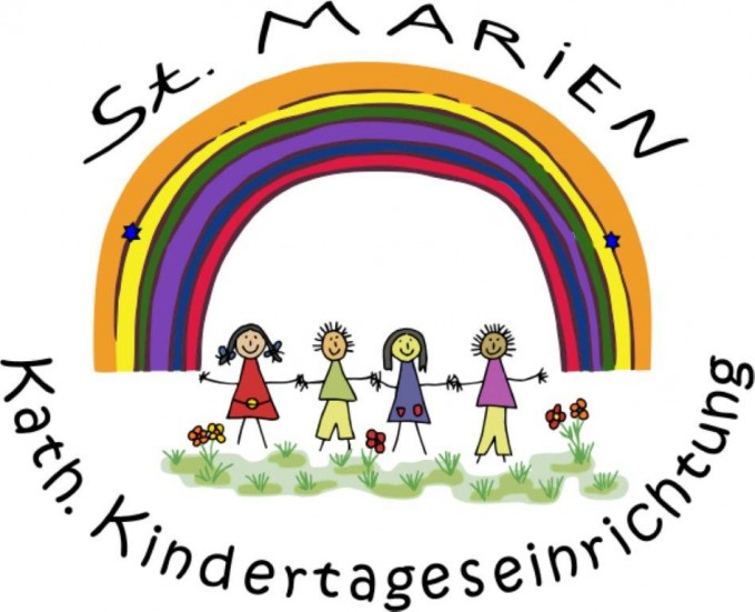 Logo kath. Kindergarten St. Marien Sande