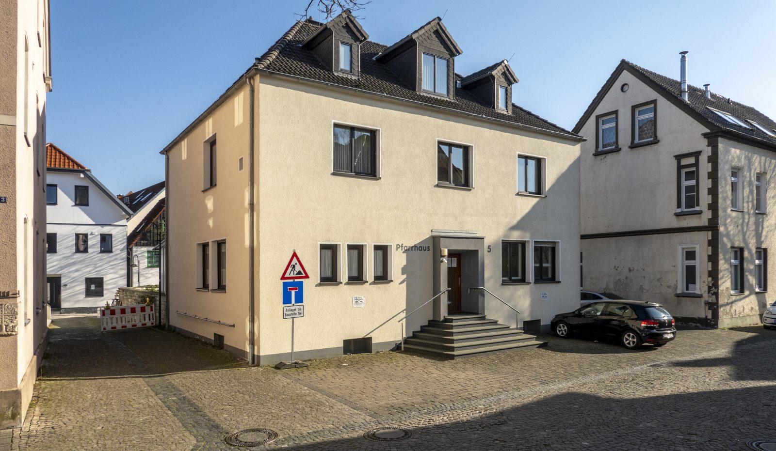 Ehemaliges Pfarrhaus in Schloß Neuhaus