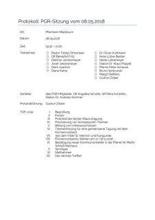 thumbnail of PGR Sitzung 28.05.18