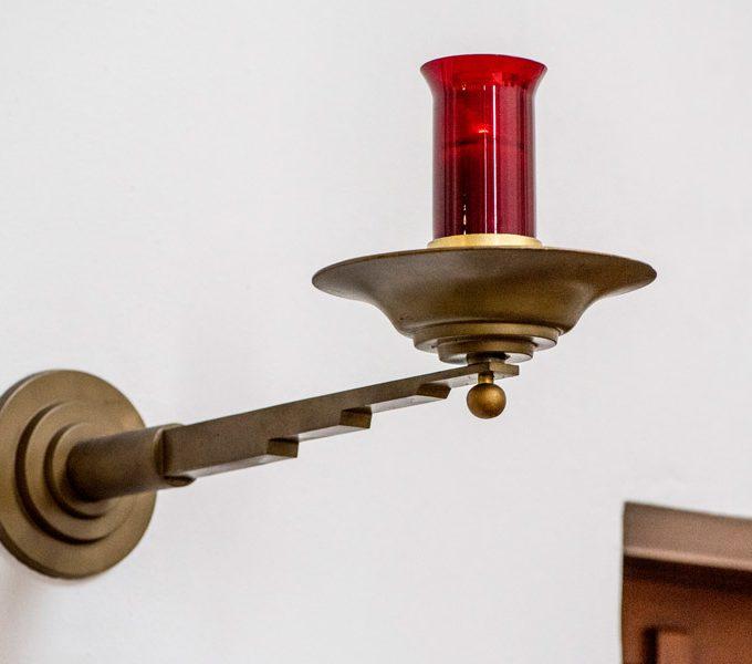 Sande St. Marien, ewiges Licht