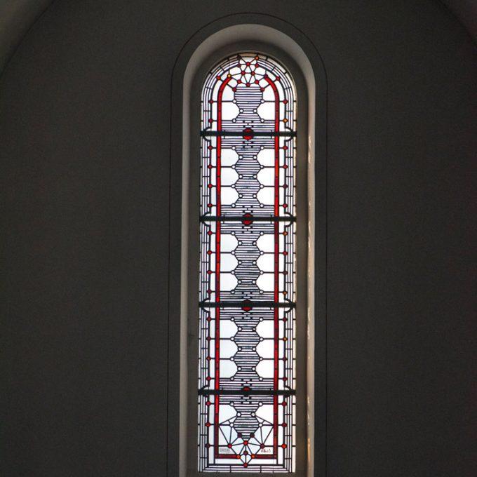 Sande St. Marien, Femstergestaltung
