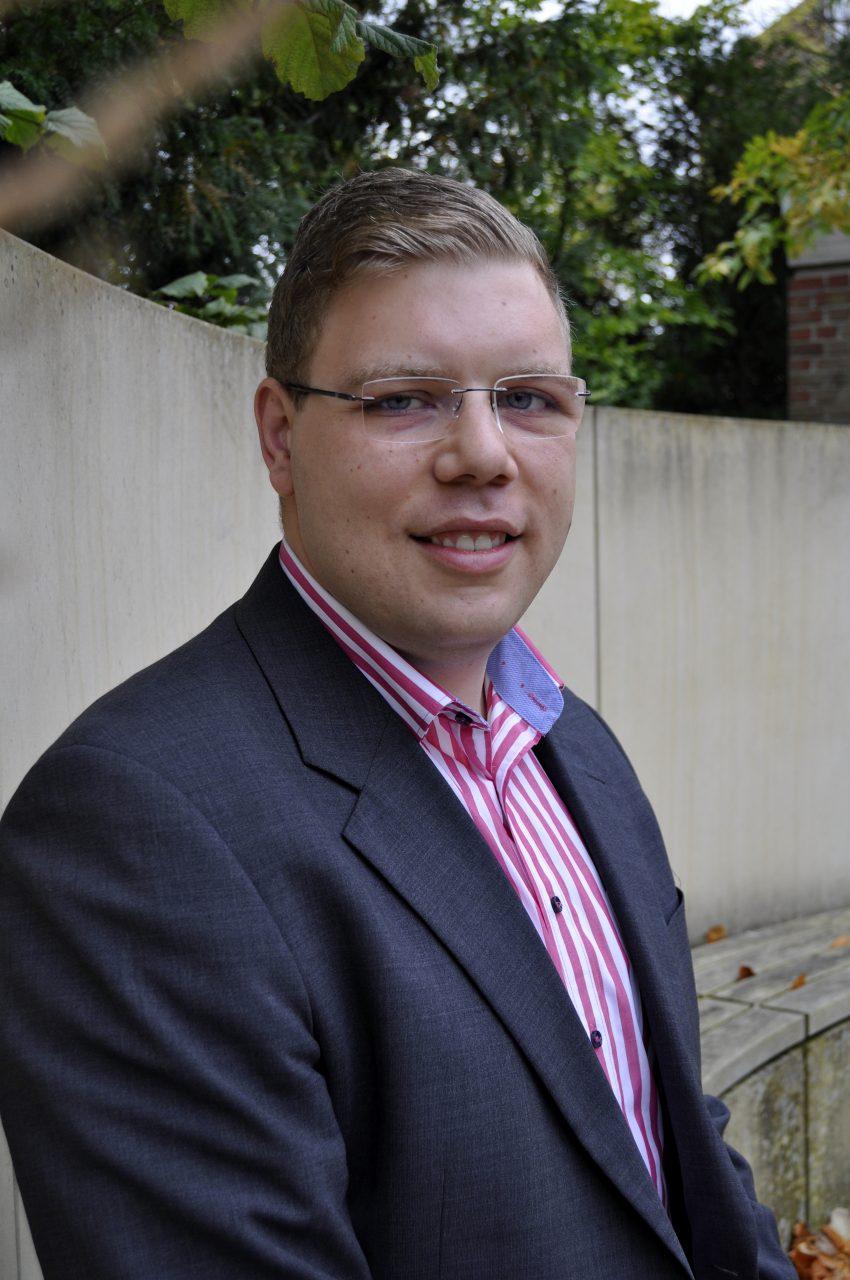 Sebastian Vieth (Praktikant aus dem Priesterseminar)