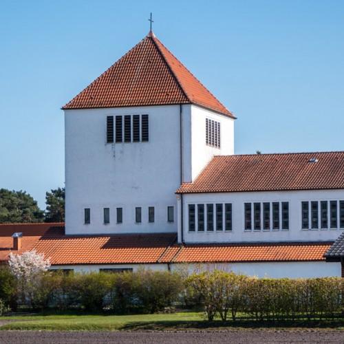 Kirche St. Joseph, Mastbruch, Ansicht Von Nordwest