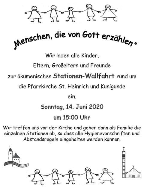 thumbnail of Wallfahrt 2020