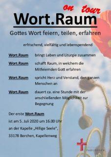 thumbnail of Wort Raum on tour